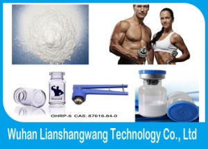 Peptide Ghrp-6 (CAS 87616-84-0) for Lean Muscle Mass pictures & photos