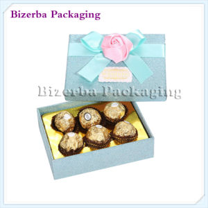 Customized Fancy Chocolate Packaging Box