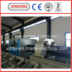 PE Pipe Making Machine PP Pipe Extruder pictures & photos