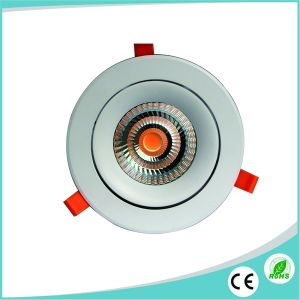 50W High Power Recessed COB LED Downlight with 5-Years Warranty pictures & photos