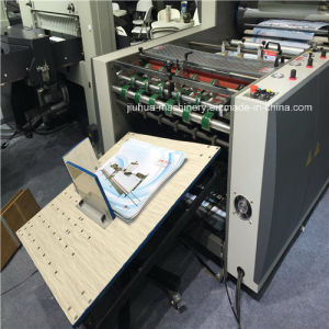 Fmy-D920 Semi-Automatic Plywood Laminating Machine pictures & photos