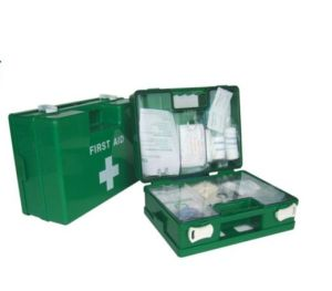 Olympia First Aid Kit portable Large Green pictures & photos