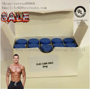 Anabolic Muscle Growth 2mg/Vial Peptide Mgf / Peg Mgf for Athletes & Bodybuilder pictures & photos