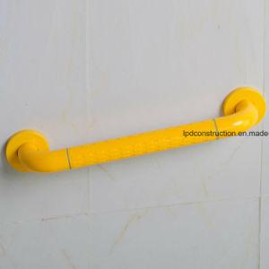 Plastic Nylon Toilet Bathroom Shower Anti-Bacterial Fireproof I Shape Straight Linear Grab Bar for Elderly pictures & photos