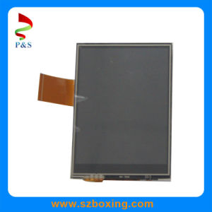 240 (RGB) *320 Resolution 3.2 Inch TFT-LCD Display with Resistive Touch Panel pictures & photos