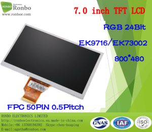 Original New Innolux At070tn92 7 Inch Resolution 800X480 LCD Panel pictures & photos