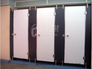 Security School Public Toilet Partition pictures & photos