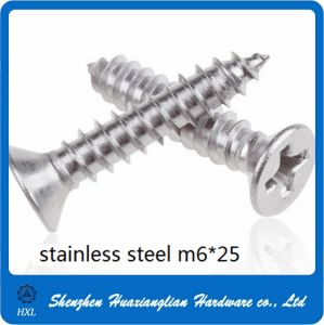 Stainless Steel Self Lock Plastite Screw pictures & photos