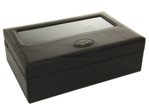 Top Quality Watch Box with Free Logo pictures & photos
