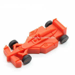 Customed PVC F1 Car USB Stick Rubber USB Flash Drive pictures & photos