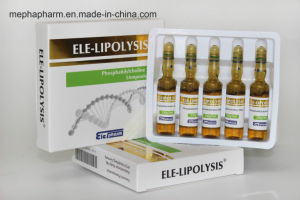 Phosphatidylcholine Injection/Weight Lose Lecithin/ Body Slimming Lipolysis pictures & photos