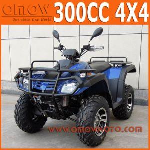 Cheap EPA 300cc 4X4 4 Wheel Quad Bike pictures & photos