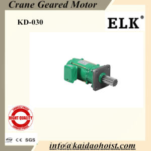 0.4kw Crane End Truck Motor with No Buffer pictures & photos