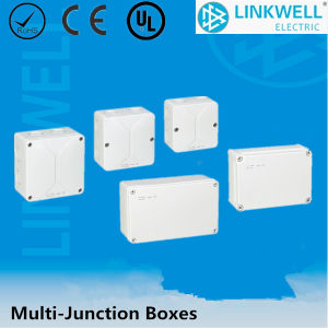 Plastic Electrical Junction Box (LK-201510-15/20P) pictures & photos