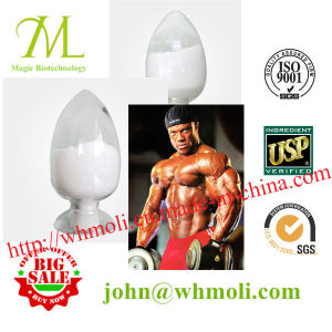 Boldenone Cypionate 106505-90-2 White Injectable Anabolic Steroids with 100mg/Ml pictures & photos