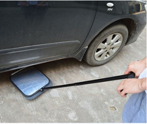 Retractable Under Car Checking Mirror, Under Car Security Inspection pictures & photos
