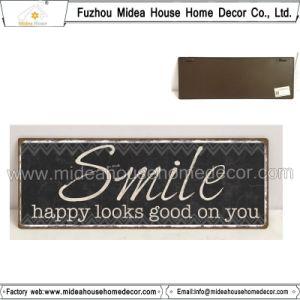 Unique Home Decoration Accessories Metal Plaque with Saying pictures & photos