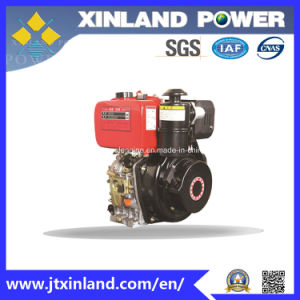 Horizontal Air Cooled 4-Stroke Diesel Engine L186f (A) (E) for Machinery pictures & photos