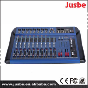 12 Channel PRO Light Sound System Audio Mixer with USB pictures & photos
