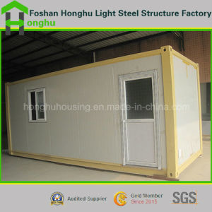 Modern Comfortableand Cost Saving Movable Container House pictures & photos