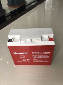 12V20ah UPS Battery Rechargeable Battery Lead Acid Battery pictures & photos