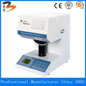 Desk Type Digital Powder Whiteness Tester Lab Testing Machine