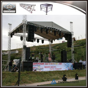 Outdoor Portable Aluminum Concert Stage Truss System pictures & photos
