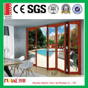 Best Quality Aluminum Folding Door/Aluminum Bi-Folding Door pictures & photos