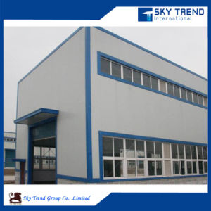 China Professional Fast Construction Steel Factory pictures & photos
