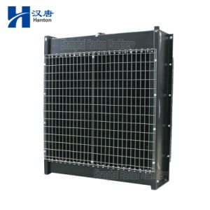 Cummins QST30-G diesel motor engine cooler radiator for generator set pictures & photos