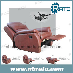 Single Manual Bed Recliner Lift Mechanism