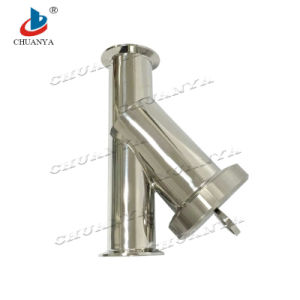 Stainless Steel Water Filter Y-Type Strainer pictures & photos