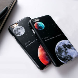 Newest IMD Black Hard PC Phone Case for Cell Phone pictures & photos