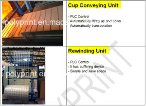 Automatic Pet Cup Tilting Thermoforming Machine pictures & photos