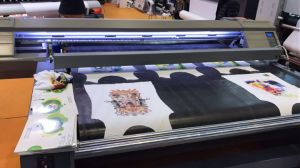 Cotton Fabric Direct Printing Belt Printer pictures & photos