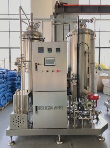 Hot Selling Carbonated Drink Bottling Line with Ce/ISO Certificate pictures & photos