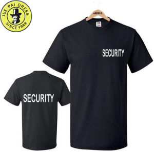 Whole Set Security Guard Uniform Polo Shirt for Men OEM pictures & photos
