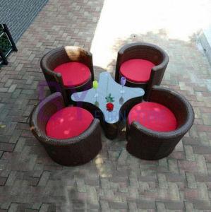 PE Rattan Furniture Garden Furniture pictures & photos