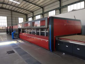 Southtech Double Flat Glass Tempering Furnace (TPG-2) pictures & photos