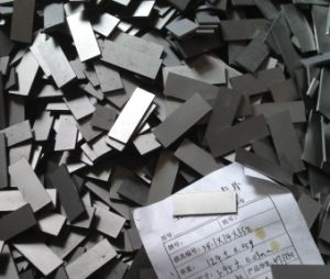 Carbide Plates, Bars, Strips, Blocks pictures & photos