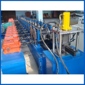 Highway Guardrail Roll Forming Machine Production Line pictures & photos