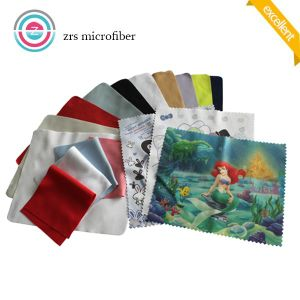 Microfiber Jewelry Polishing/Personalized /Glasses Cleaning Cloth pictures & photos