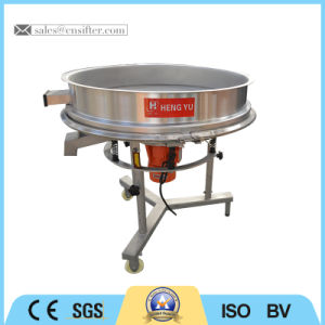 Stainless Steel Liquid Pigment Vibrating Sieve Manufacturer pictures & photos