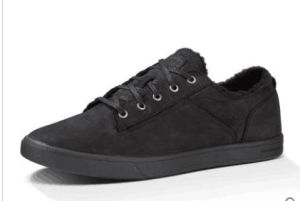 Winter Warm Leather Casual Shoes for Men′s (CAS-041) pictures & photos