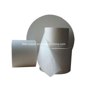 94mm Abaca Pulp Heat Seal Tea Bag Filter Paper pictures & photos
