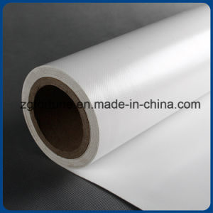 High Quality Printed PVC Coated Tarpaulin Woven Fabric pictures & photos