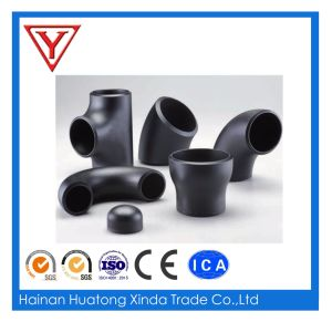 ASTM A234 Carbon Steel Seamless Wedled Elbow pictures & photos