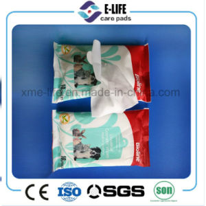 Cleaning Wet Wipes Pet Wet Wipes Spunlace Nonwoven pictures & photos