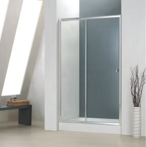 Shower Enclosure Best Price Economy 4/5mm Sliding Door Shower Room pictures & photos