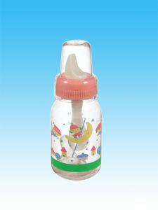 BPA Free Baby Bottle/ Standard Neck Baby Feeding Bottle pictures & photos